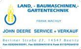 Machuy Land- & Baumaschinen